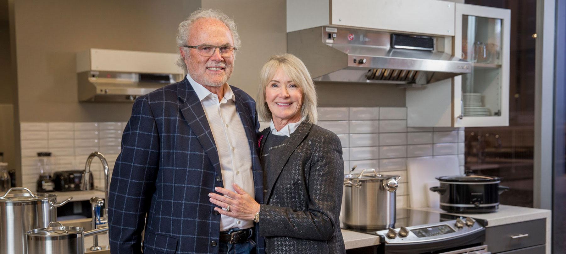 Gary and Christine Rood