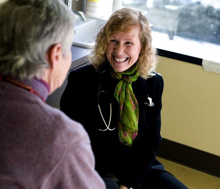 Elizabeth Eckstrom, MD