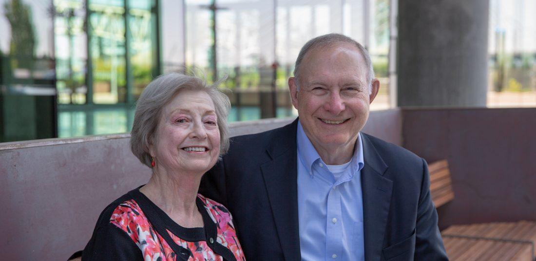 Joe and Jane Gray Hero
