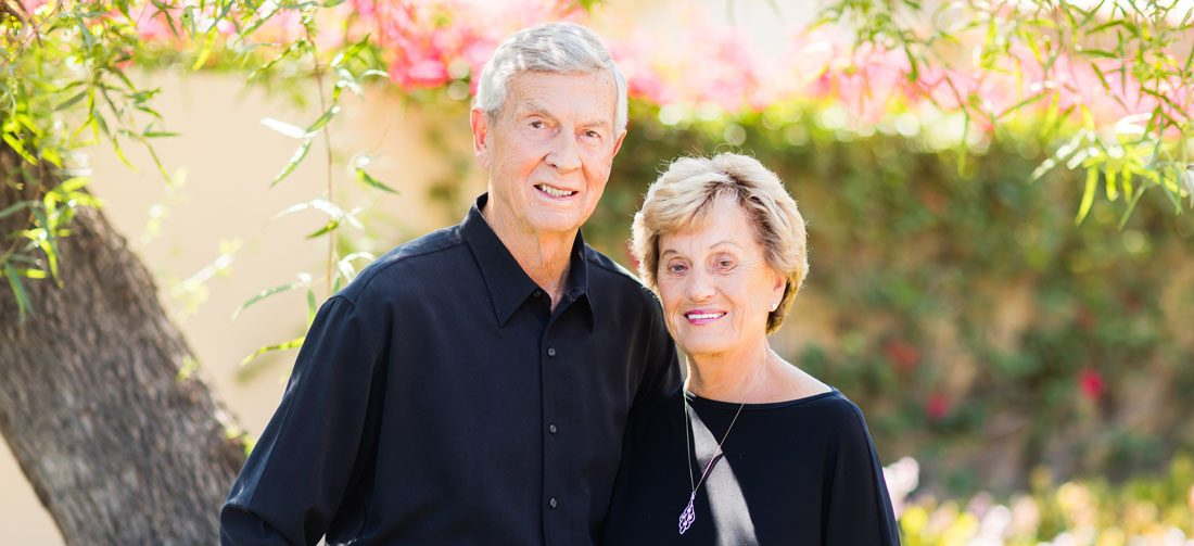 Donor Spotlight: Glyn and Marlyn Hart