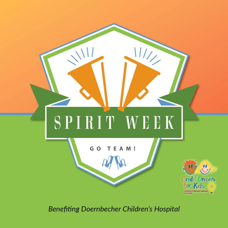 Spirit Week - Credit Unions for Kids