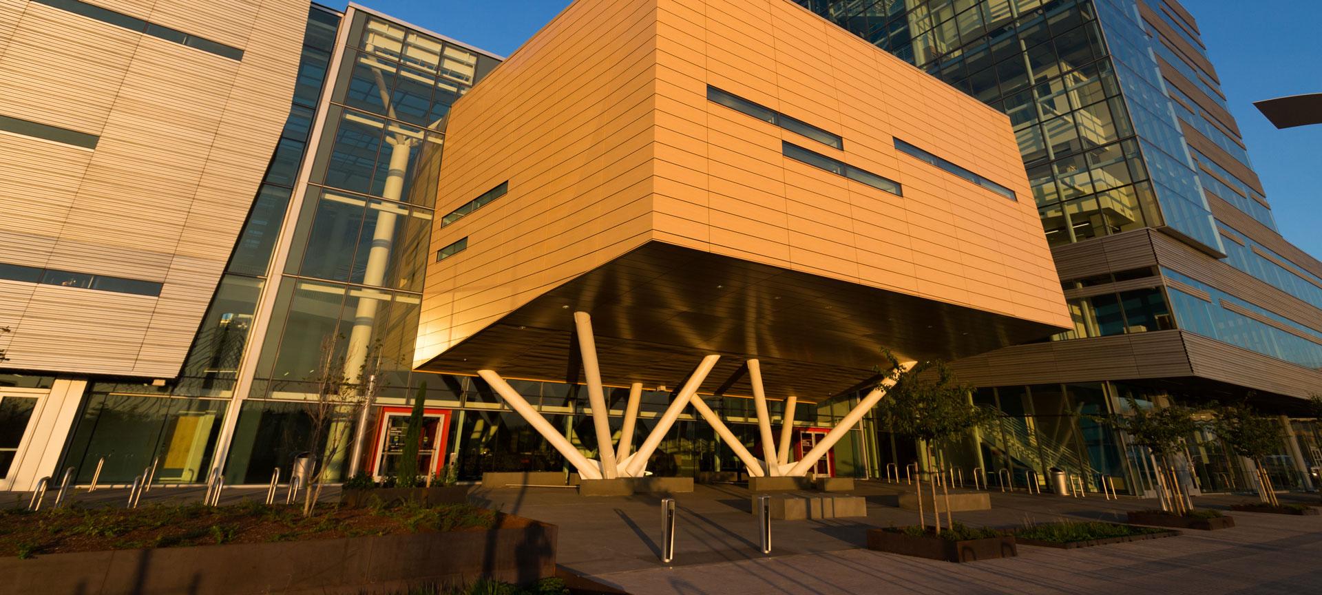 Robertson Life Sciences Building